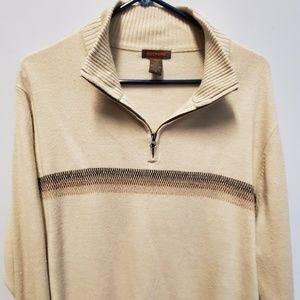 Dockers Half Zip Sweater